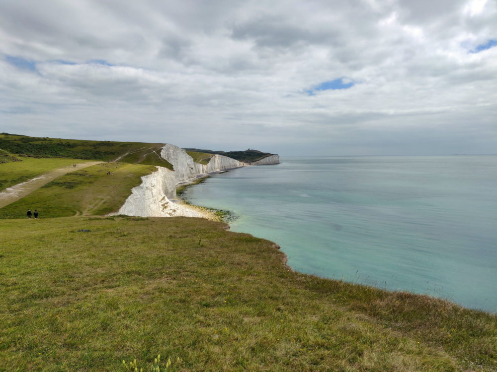 South Downs Way, Seven Sisters