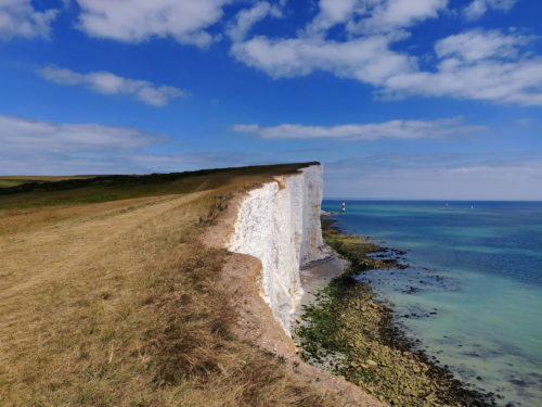South Downs Way, looking toward Beachy Head
