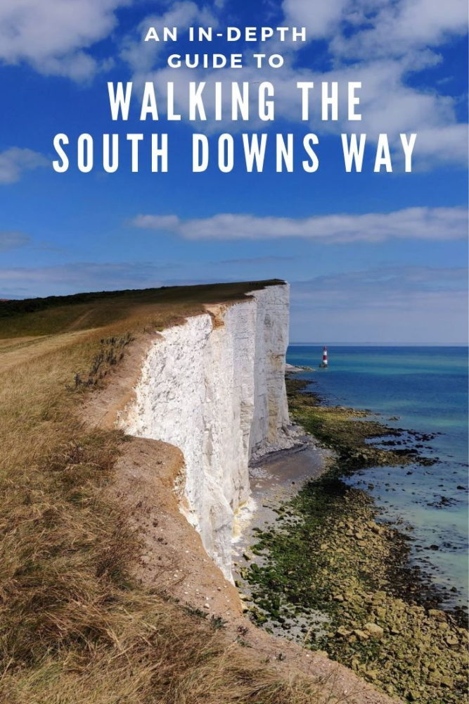 An in-depth guide to walking the South Downs Way