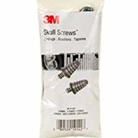 3M Skull Screws Corded Earplugs